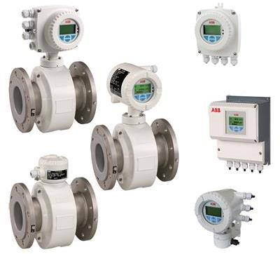 ABB Electromagnetic Flow Meter | Seeautomation & Engineers