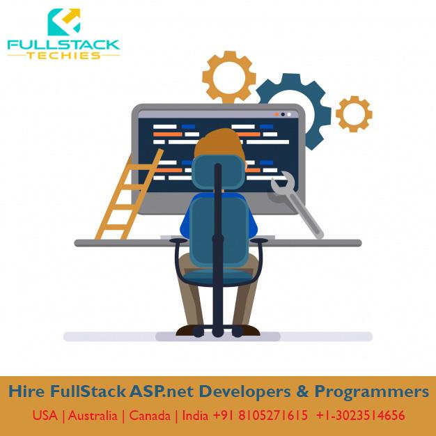 Full stack ASP.NET developer