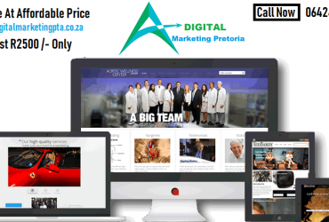 Freelance Website Design & Web Development Johannesburg Cell: 0642463678