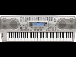 Casio WK-3200 76-Key Portable Keyboard has it all