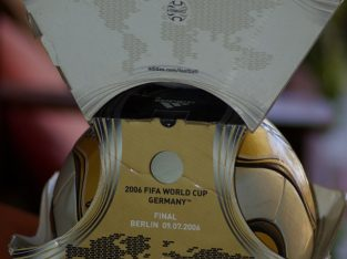 World Cup Soccer Balls 2006
