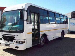 Tata 37 Seater Bus LPO 918