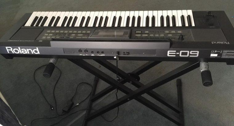 Roland E 09 R3500