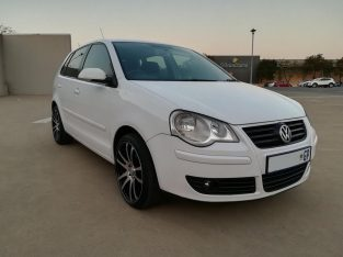 2009 VW Polo 1.9 TDi