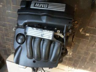 BMW e90 320i engine