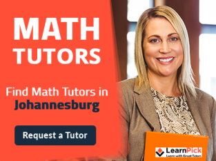 Find The Best Mathematics Tutors in Johannesburg
