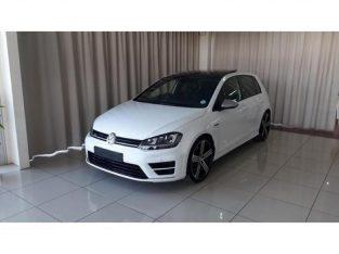 2016 Volkswagen Golf R Auto