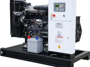 Hyundai 34kVA Three Phase Diesel Silent Generator