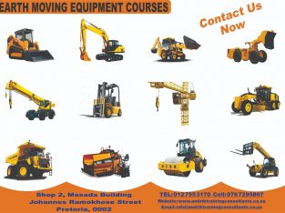 Training Forklift,Excavators,Dump Trucks Pretoria