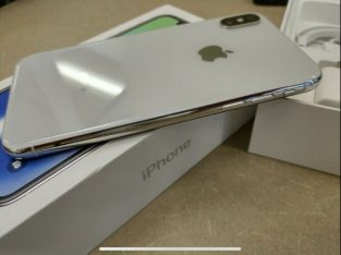 IPHONE X WHITE 64 GB UNLOCKED NEW CONDITION!!