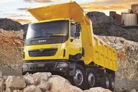 Tata Prima 3338K Mining Tipper