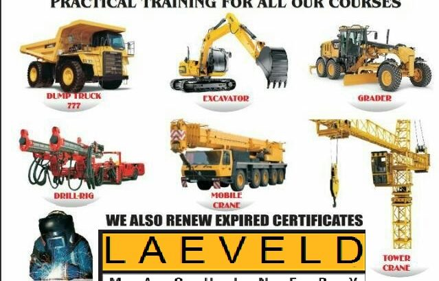 First Aid Level 1-3 Combination Training @Laeveld