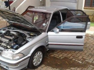 1992 Toyota Corolla GLi Executive