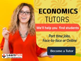LearnPick is Hiring Economics Tutors across South