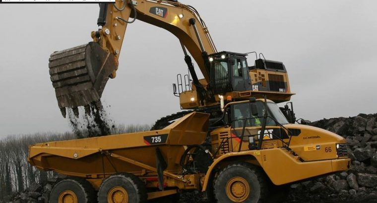 BOB CAT Operator Training In Nelspruit Laeveld
