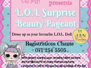 Beauty Pageant L.O.L. Surprise