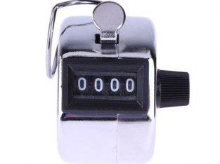 Mini Mechanical Hand Held Tally Counter | Best Dea