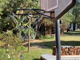 Basketball – Netball Chain Type Net.