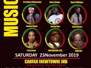 Joburg International Reggae Splash