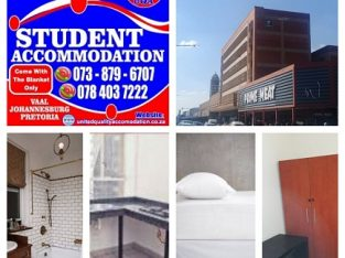 Student Accommodation in Vereeniging for Year 2020