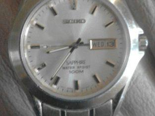 Seiko Mans Watch