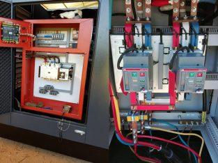 Centurion generators installation and generator re
