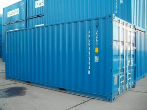 6″ METER (20FOOT) SHIPPING / CARGO CONTAINER