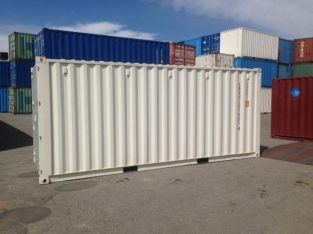 12″ METER (40 FOOT) SHIPPING / CARGO CONTAINER