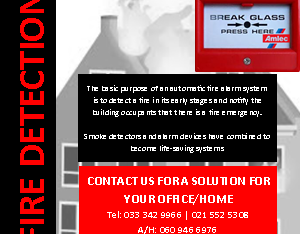 FIRE DETECTION INSTALLATIONS & COMMISSIONING