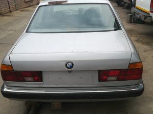 BMW 740i 1995