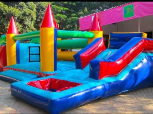 inflatable hire /parties