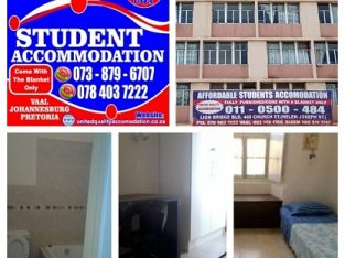 Student Accommodation in PRETORIA For Nxt Year