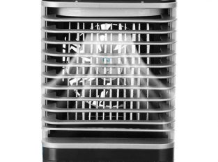 Personal Air Conditioner Fan Portable Desk Fan Qui