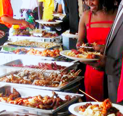 Wedding Catering Cape Town   Milka's Cuisine