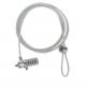 DJS LU186 4-Digit Combination Cable Lock for Lapto