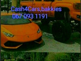 Cash for Cars Suvs Bakkies Gauteng
