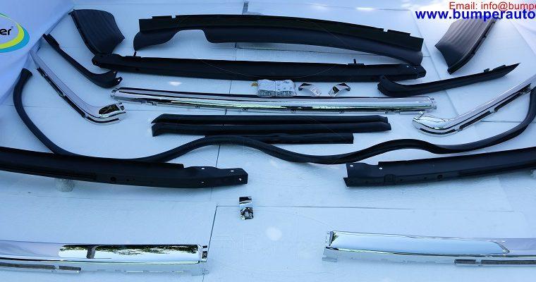 MERCEDES BENZ W107 BUMPERS FULL SET