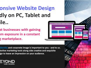Website design and SEO services available