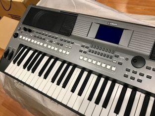 Yamaha Keyboard PSR S770, S775 and S670