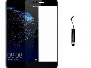 Huawei P10 Tempered Glass Screen Protector Black