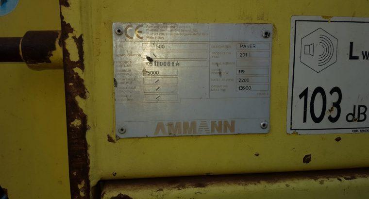 Ammann Tar Paver