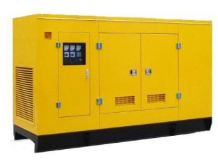 PERKINS 15KVA SILENT SINGLE PHASE DIESEL GENERATOR