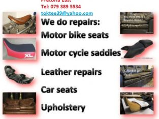 TOKKIE AND TOFFIE Upholstery Services