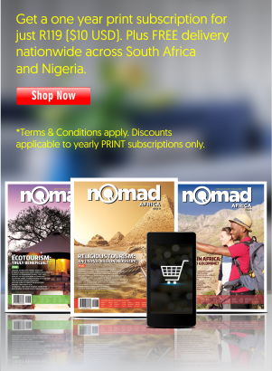 Travel magazine south Africa