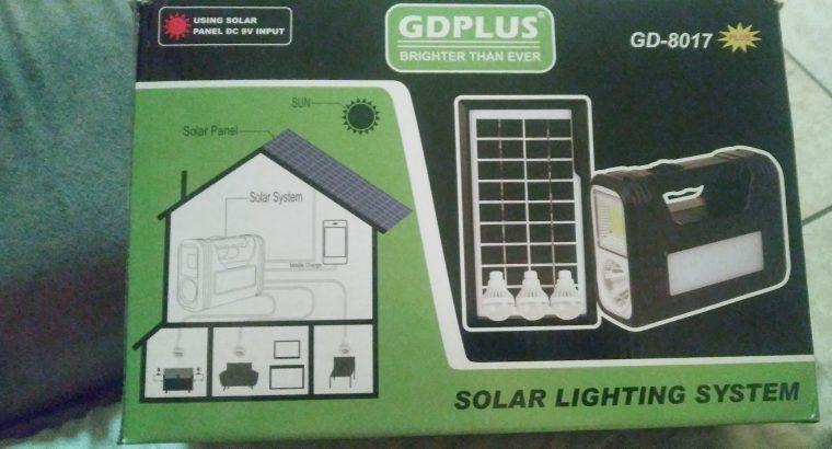 Solar Lighting Kits