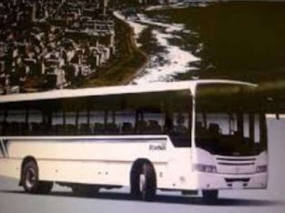 2020 Tata Lpo 1823 65 Seater Bus