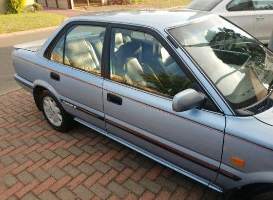 '92 Toyota Corolla GLi Exec'