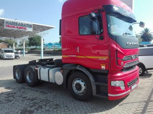 2020 Daewoo KL3TX ZF Truck Tractor