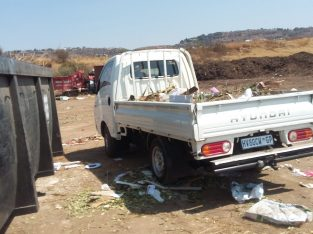 Affordable mover with our bakkie