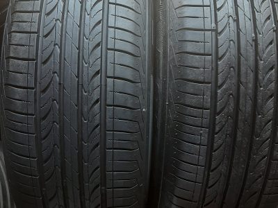 2 used tyres 235/60/18 with life still like 90%